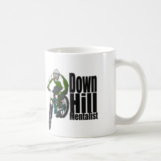 Down Hill Mentalist Mug