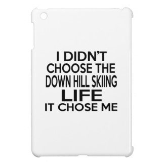 DOWN HILL SKIING LIFE DESIGNS CASE FOR THE iPad MINI