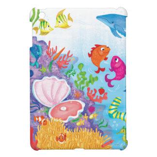 Down In The Ocean iPad Mini Cover