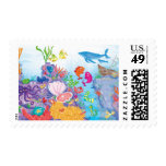 Down In The Ocean Stamps