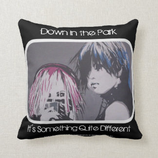 'Down in the Park' MoJo Pillow