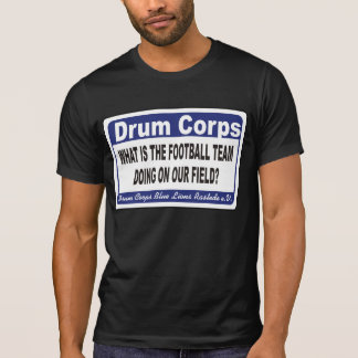 Down of the show field T-Shirt