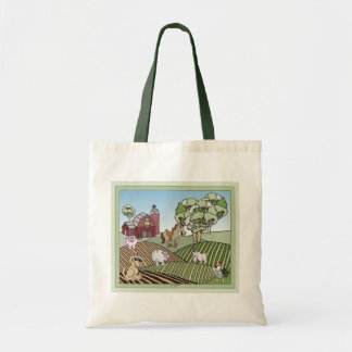 Down On The Farm 1 Tote Bag