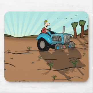 Down On The Farm Mouse Pad