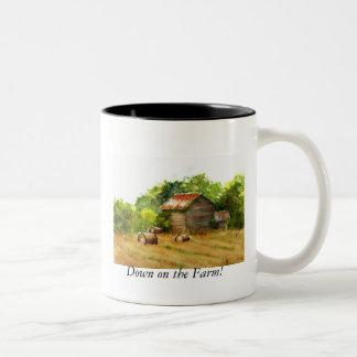 Down on the Farm! Coffee Mug