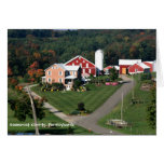 Down on the Farm Note Card