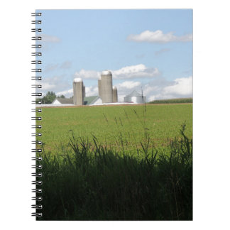 Down on The Farm Notebook