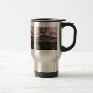 Down-Sun By Schiele Egon Coffee Mugs