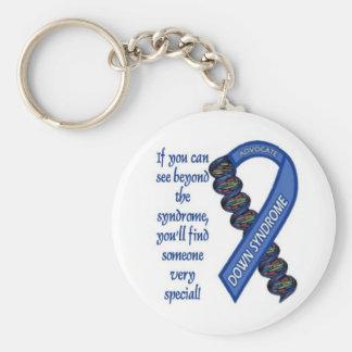 Down Syndrome Advocacy #1 Keychain
