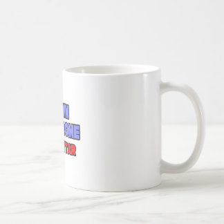 Down Syndrome All Star Classic White Coffee Mug