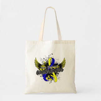 Down Syndrome Awareness 16 Budget Tote Bag