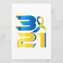 Down Syndrome Awareness 21