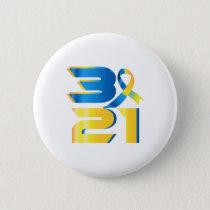 Down Syndrome Awareness 21 Button
