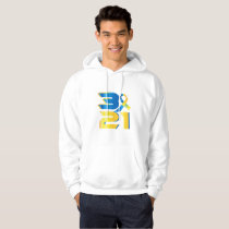 Down Syndrome Awareness 21 Hoodie