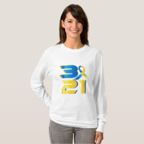 Down Syndrome Awareness 21 T-Shirt