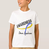 Down Syndrome Awareness 3 T-Shirt