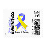 Down Syndrome Awareness 5 Postage Stamp