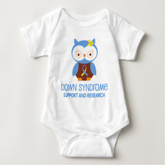 Down Syndrome Awareness and Research Baby Bodysuit