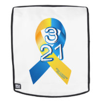 Down Syndrome Awareness Backpack