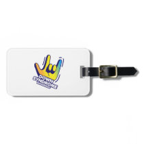 Down Syndrome Awareness Bag Tag