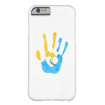 Down Syndrome Awareness Barely There iPhone 6 Case