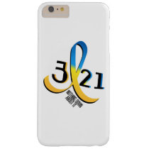 Down Syndrome Awareness Barely There iPhone 6 Plus Case