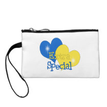 Down Syndrome Awareness Coin Wallet