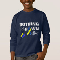 Down Syndrome Awareness Fun Graphic T-Shirt