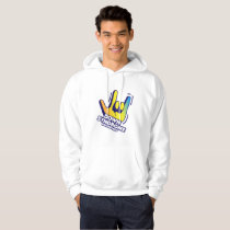Down Syndrome Awareness Hoodie