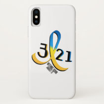 Down Syndrome Awareness iPhone X Case