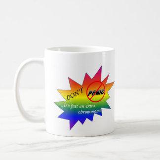 Down syndrome awareness items coffee mug
