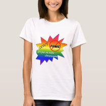 Down syndrome awareness items T-Shirt