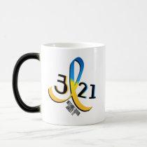 Down Syndrome Awareness Magic Mug