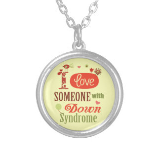 Down syndrome awareness jewelry