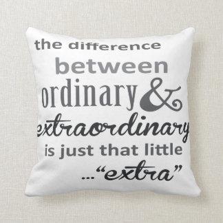 Down syndrome Awareness Pillow