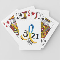 Down Syndrome Awareness Playing Cards