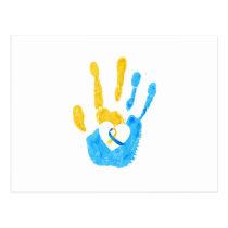 Down Syndrome Awareness Postcard