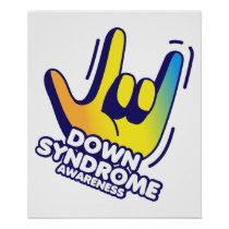 Down Syndrome Awareness Poster