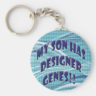 Down Syndrome awareness products Keychain