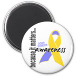 Down Syndrome Awareness Refrigerator Magnet
