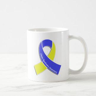 Down Syndrome Awareness Ribbon Coffee Mug