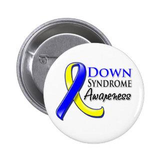 Down Syndrome Awareness Ribbon Pins