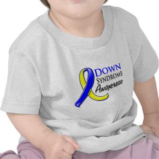 Down Syndrome Awareness Ribbon T Shirt