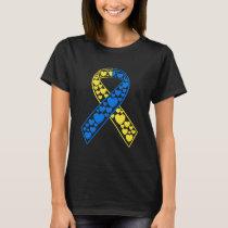 Down Syndrome Awareness Shirts T21 Day Shirt Women