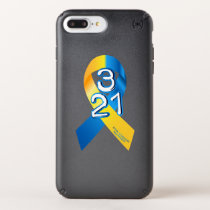 Down Syndrome Awareness Speck iPhone Case