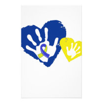 Down Syndrome Awareness Stationery