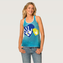 Down Syndrome Awareness Tank Top