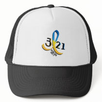 Down Syndrome Awareness Trucker Hat