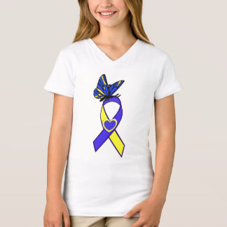 DOWN SYNDROME AWARENESS Wear this for my Brother T-Shirt