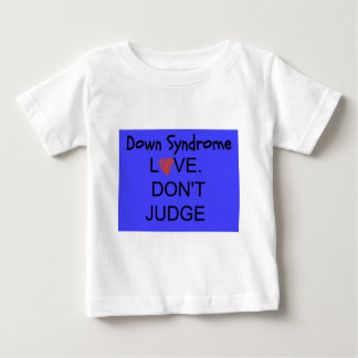 down syndrome baby T-Shirt